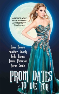 My first Lena Brown short story was featured in PROM DATES TO DIE FOR.