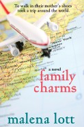Family Charms, my fifth women's fiction novel, also came out this summer.