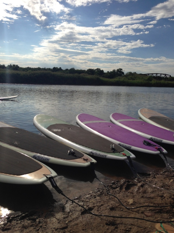 Lake Overholser, Bethany, OK