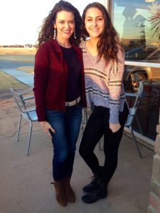 Thanksgiving 2014 with my girl.
