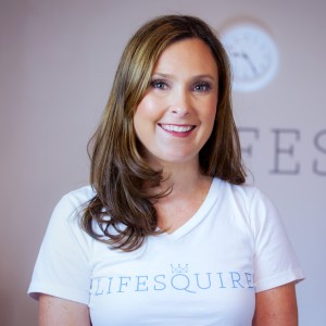 Lifesquire founder Valerie Riley